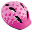 MET Super Buddy Kinderhelm pink hearts
